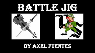 Battle Jig by Axel Fuentes Performed by DSHS Chamber Orchestra