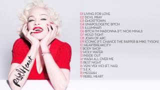 "Madonna - 仏CANAL+が""Living For Love""のライブ映像を公開 thm Music info Clip"