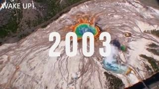 Great Video Yellowstone Volcano May blow any day !!!!