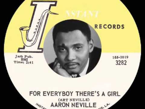 Aaron Neville - For Every Boy There