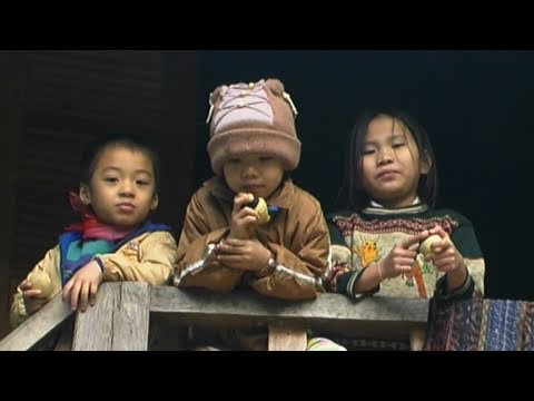 Hill Tribes, Mai Chau, Vietnam Travel Video Guide