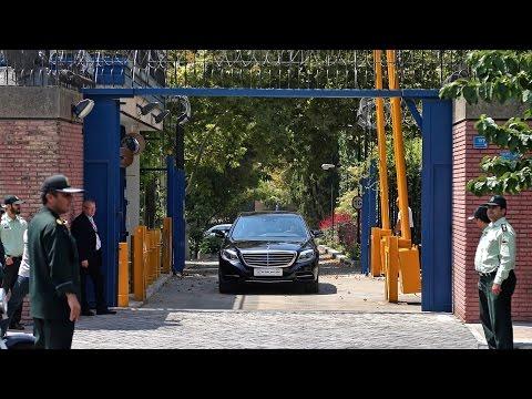 UK Reopens Embassy in Tehran
