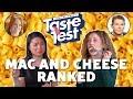 FN Stars' Mac and Cheese Recipes RANKED 🧀 TASTE TEST