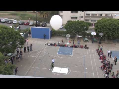 Pilgrim School's Weather Balloon Launch - PSNN
