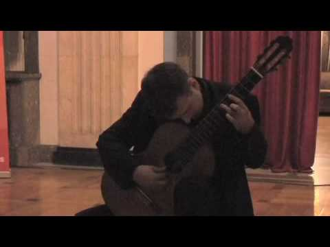 Goran Krivokapic - J.Rodrigo Tres piezas españolas Zapateado