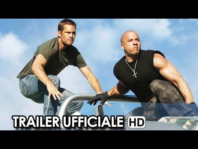 Fast & Furious 7 Trailer Ufficiale Italiano (2015) - Vin Diesel Movie HD