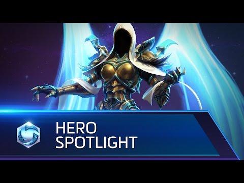 Auriel Spotlight - Heroes Of The Storm