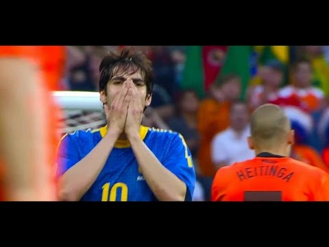 Ricardo Kaká vs Netherlands (World Cup 2010) HD 720p by Yan