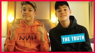 DO WE HAVE GIRLFRIENDS?!? - INSTAGRAM Q&A    Max & Harvey