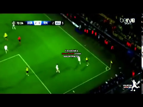 Iker Casillas Vs Dortmund-4 amazing saves