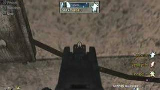 How to get lightweight and marathon pro QUICK!!!! MW2 GLITCH, OUT OF KARACHI!!!