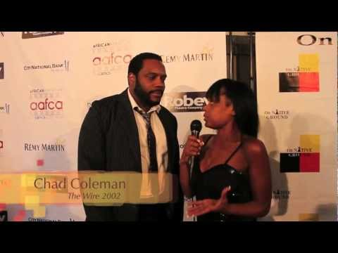Chad Coleman (Interview) The Robey Theatre Los Angeles Center Studio's