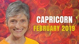 Capricorn February 2019 Astrology Horoscope Forecast