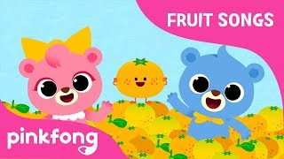 Orange-O O Orange! | Fruit Song | Pinkfong Songs for Children