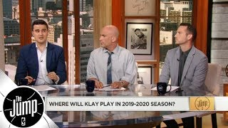 Download Lagu Where will Kevin Durant and Klay Thompson play in 2019/20? | The Jump | ESPN Gratis STAFABAND