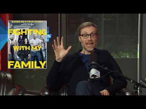 """Stephen Merchant Talks """"Fighting With My Family,"""" """"The Office"""" & More W/Rich Eisen   Full Interview"""