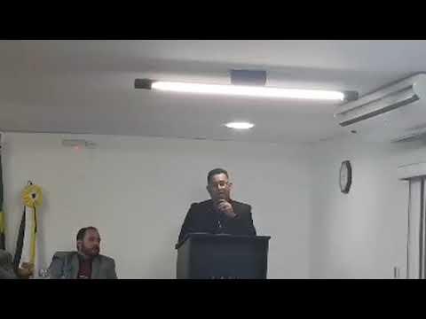 Pronunciamento do ver Paulo Pereira na sessão da CMSJB do dia 11Fev19