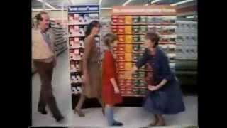 Susan Blanchard & Tracey Gold 1981 No Nonsense Pantyhose Commercial