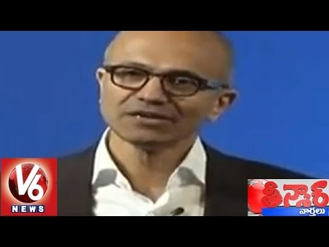 Microsoft CEO Satya Nadella gets highest salary in software industry - Teenmaar News