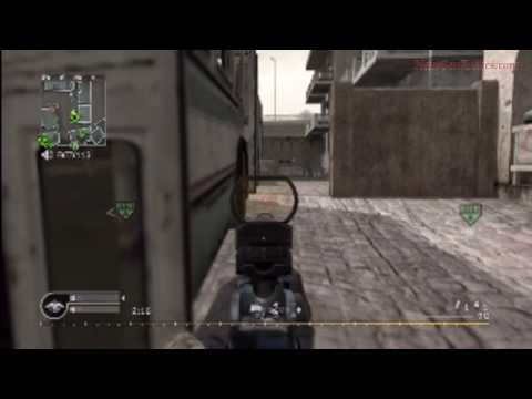 Call of Duty 4: Modern Warfare, Search and Destroy Defense Tutorial for Crossfire
