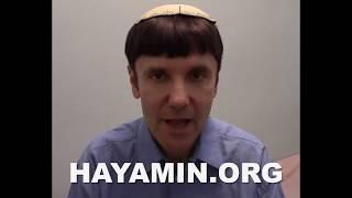חיים בן פסח: לתת ליהודים להתפלל בהר הבית ולגרש את האויב הערבי משם
