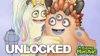 NEW WERDO Legendary Stoowarb Unlocked | My Singing Monsters