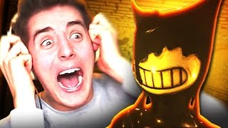 WHAT IS THAT THING?! | Bendy and the Ink Machine - Chapter One