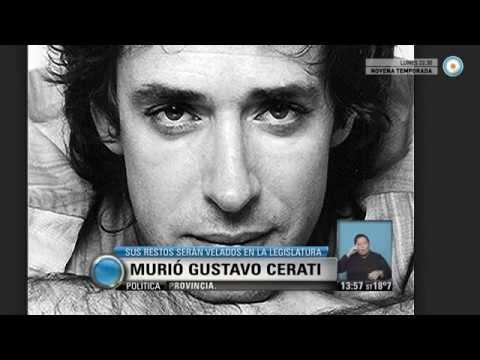 Visión 7 - Murió Gustavo Cerati (2 de 2)