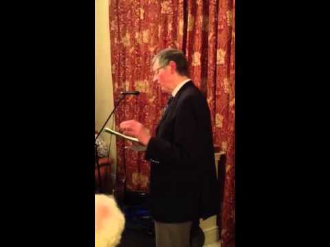Bruhenny TV: Denis J Hickey speaking at Booneys at 5th Sean Clarach Night  27th January 2012