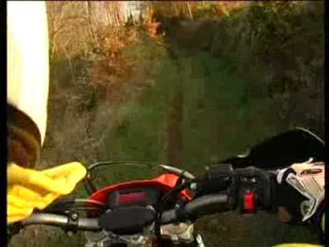 Video prova KTM 690 Enduro R Video