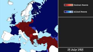 How the Central Powers could have won World War I: Every Day