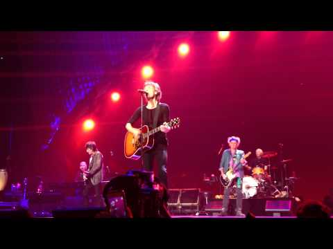 Rolling Stones - Waiting On A Friend - May 15th 2013 - Honda Center
