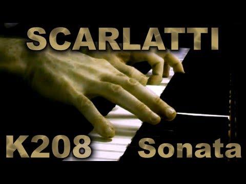 Скарлатти Доменико - K208-sonata In A