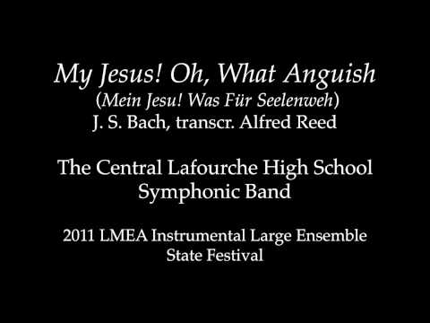 My Jesus! Oh, What Anguish, 2011 Central Lafourche High School Symphonic Band