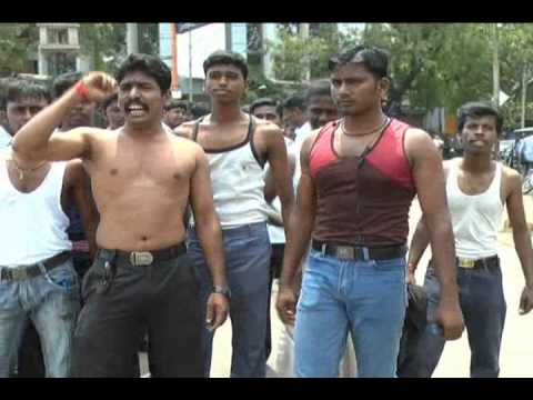 14.3.2013 Madurai all college Student  strike visual & byte