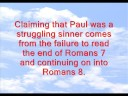Paul The Sinner?