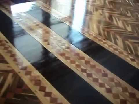 Como instalar pisos de parquet y acabados brillante youtube - Como colocar marmol ...