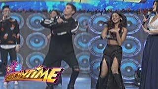 "It's Showtime: JaDine takes on the ""Taga Saan Ka?"" challenge"