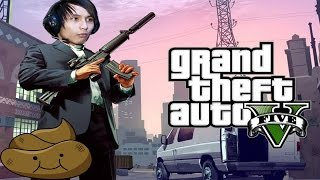 SingSing GTA V - OMG WHAT A HARDASS GAME