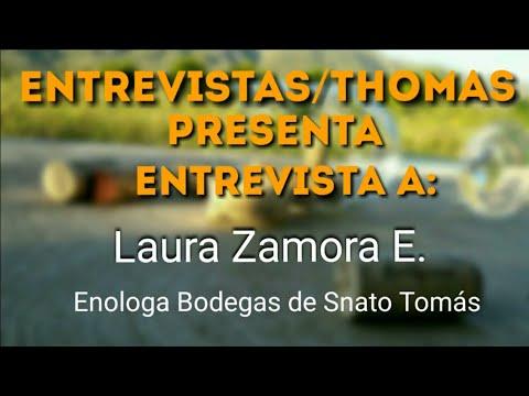 Entrevista a Laura Zamora