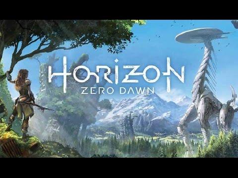 Horizon Zero Dawn. O FILME COMPLETO Dublado