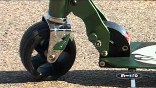 Kick Scooters by Micro - The Kick Rocket Scooter