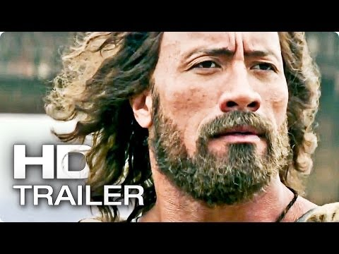 HERCULES Offizieller Trailer | 2014 The Rock Movie [HD]