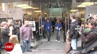 The Apple Byte- The iPad launch in San Francisco + Link to get a FREE iPad