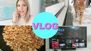 Meine Netflix Watch List, Peaches wieder im Schnee & Snacks | Follow my Weekend