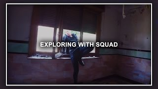 Exploring With Squad  -  The Multi Zone  -