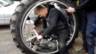 Monowheel - MARTEC