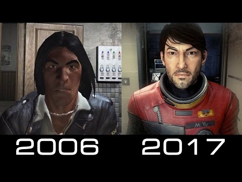 Prey 2006 vs 2017: The Beginnings Compared