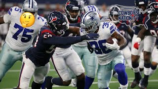 Cowboys Vs Texans Recap (3 players who made the Team Tonight)