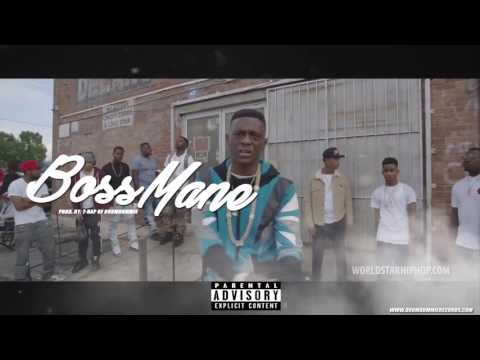 ***SOLD** Boosie x NBA Youngboy Type Beat 2017 - Bossmane (Prod. By: @Kingdrumdummie)